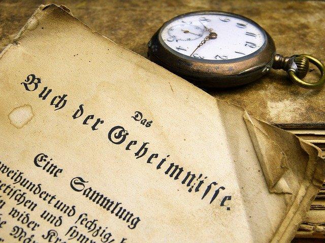 staré písmo