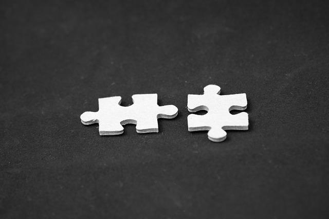 dvě puzzle