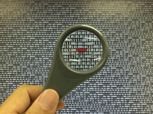 heslo pod lupou